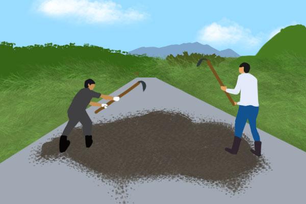 堆石混凝土——可节省70%水泥的新技术