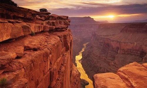 地质学史的教科书——科罗拉多大峡谷