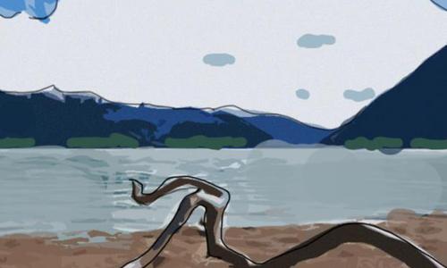 巴松措的湖水为何五彩斑斓?