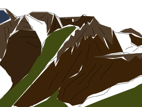 大高加索山
