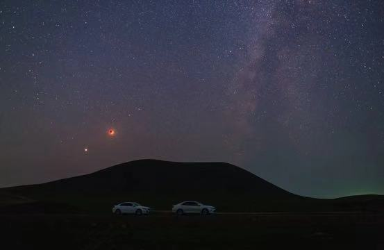 红月亮,蓝月亮,超级月亮……发生在月亮身上的那些事儿