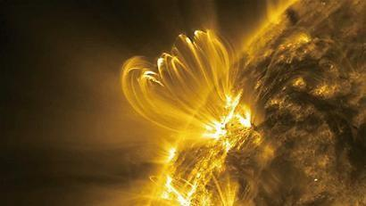 我国空间天气学的探索与发展