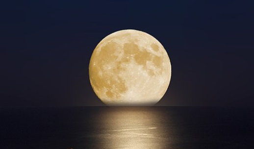 诗歌中的月相知识