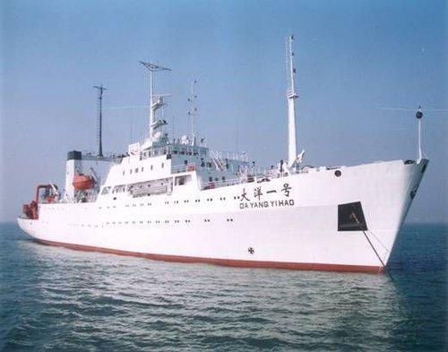 中国航海日:科学重器——海洋科考船