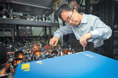 潘建偉:用量子研究追逐中國夢