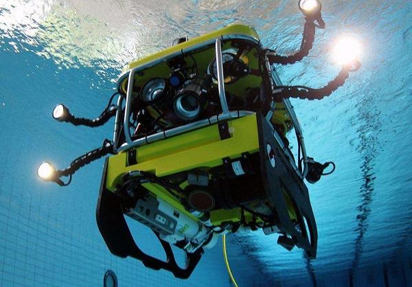 葛彤带你了解水下探测机器人
