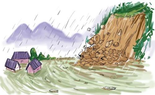 """圖解山洪:令人猝不及防的""""洪水猛獸"""""""