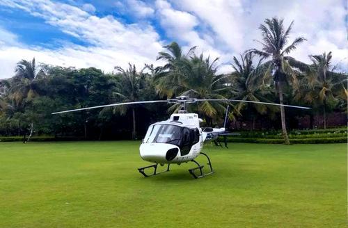 直升机为什么可以垂直升降?