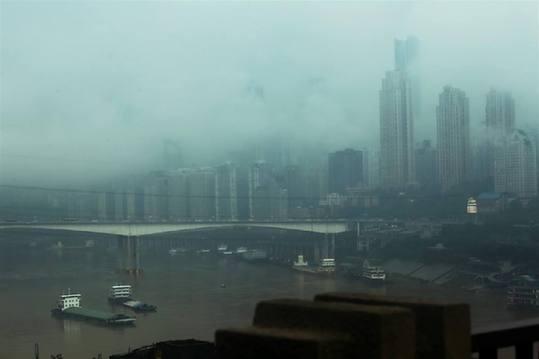 为什么会有华西秋雨现象?