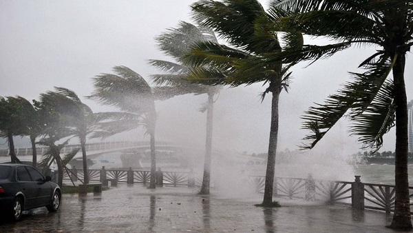 监测台风 防患于未然