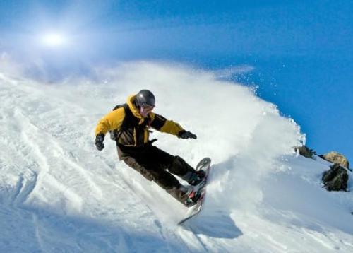 滑雪板为什么做得又宽又长?