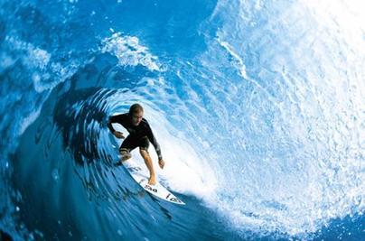 踏浪而行:惯性与技巧的结合