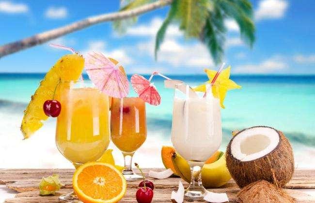 市面上的果汁饮品,你能分清吗?