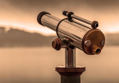 光學望遠鏡——大小很重要