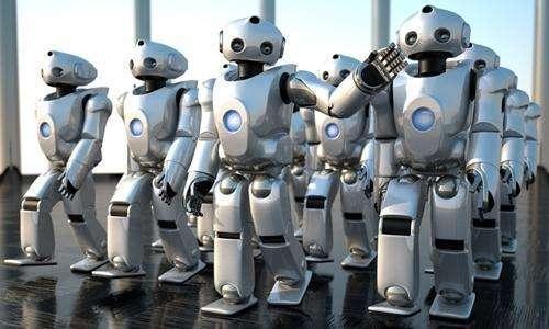 走进机器人的世界
