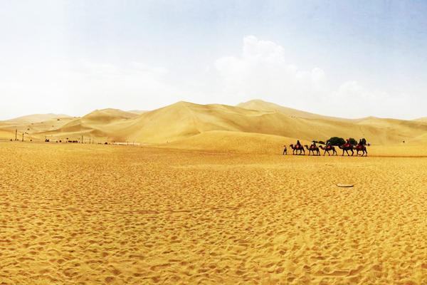 荒漠居然也分类型 来看看你知道多少