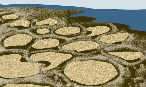 神奇的地貌——石環