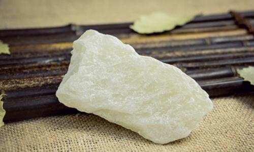最软的矿物——滑石