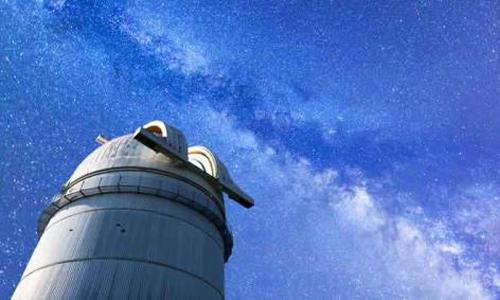 为什么大多数天文台是圆顶结构?