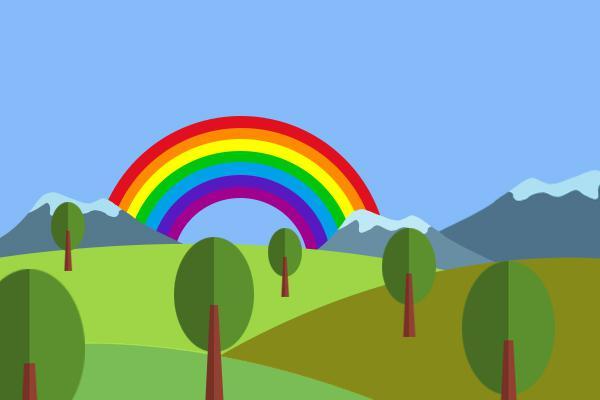 关于彩虹的三个为什么