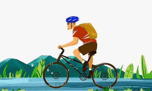 自行车上有哪些摩擦力?