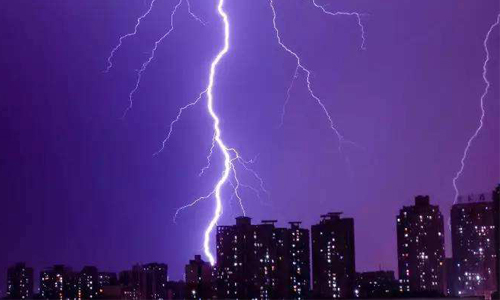 雷电天气,避雷小tips请查收