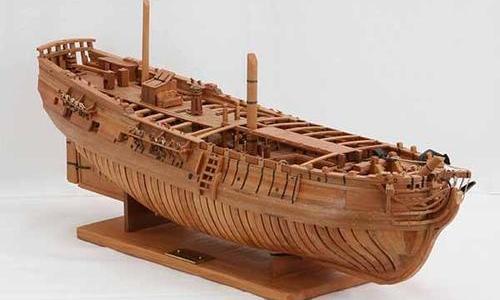 古人的造船智慧——龍骨結構