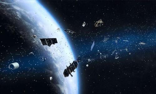 奥地利科学院太空研究所科学家实现在白昼对太空垃圾进行激光测距