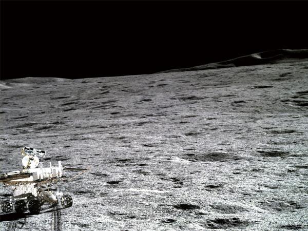 嫦娥四號揭秘月球背面著陸點多次小天體撞擊的歷史