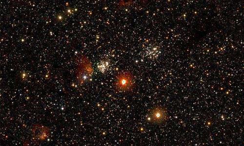 為什麼星星的顏色各不相同?