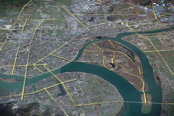 从地理信息系统到地理智慧应用