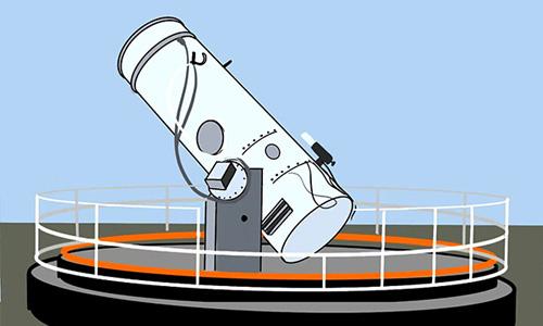 看見太陽的慧眼——太陽望遠鏡