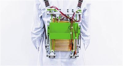 莫斯科电子技术研究所研究把人体热能转化为便携式小装置充电