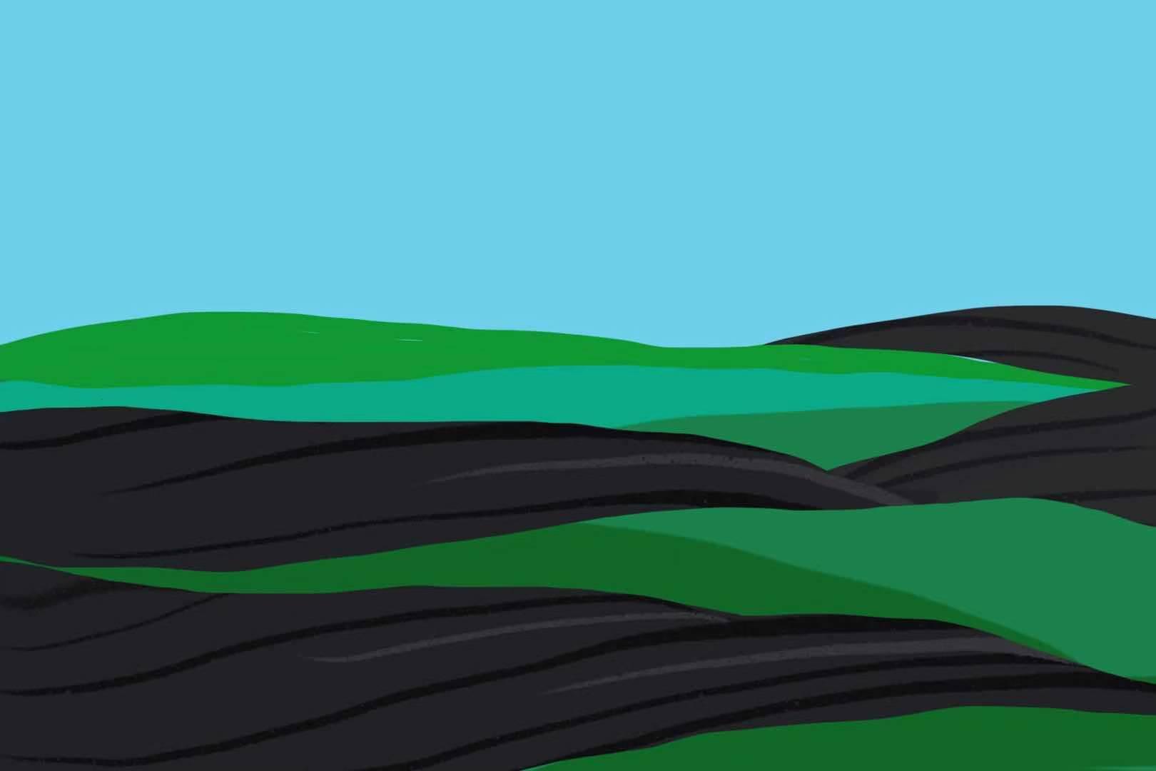 土壤的颜色——东北黑土