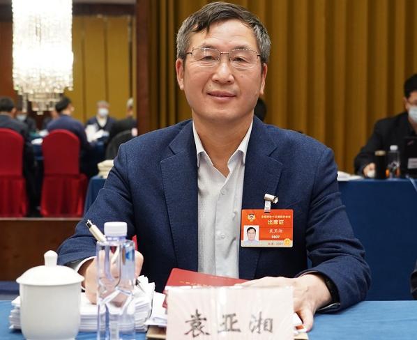 全国政协常委袁亚湘:人才培养需要良好的学术和教育环境