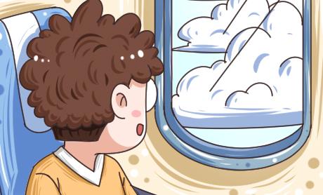 飞机的窗户为什么是椭圆形的?