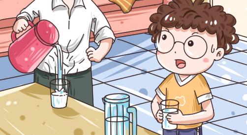 喝热水更解渴是真的吗?