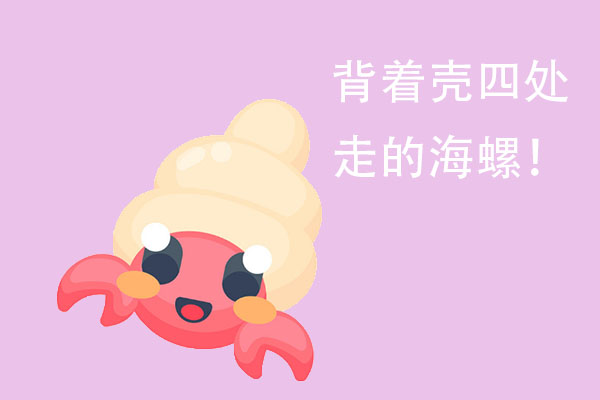 """螺类——平平无奇的""""小天才"""""""