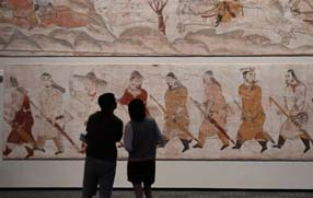 大學裏的藝術與考古博物館