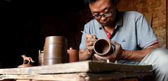 王青雪的陶藝人生
