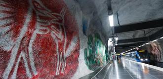 瑞典斯德哥爾摩地鐵