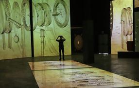 聖保羅舉辦達芬奇紀念展