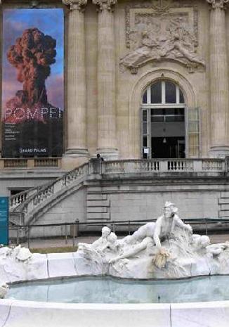 巴黎大皇宮恢復開放