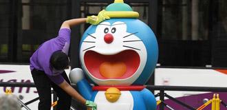 哆啦A夢展覽