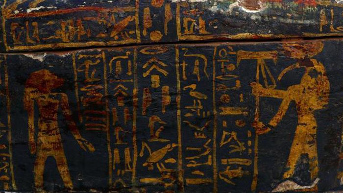 埃及發掘出4300年前古埃及王後陵廟