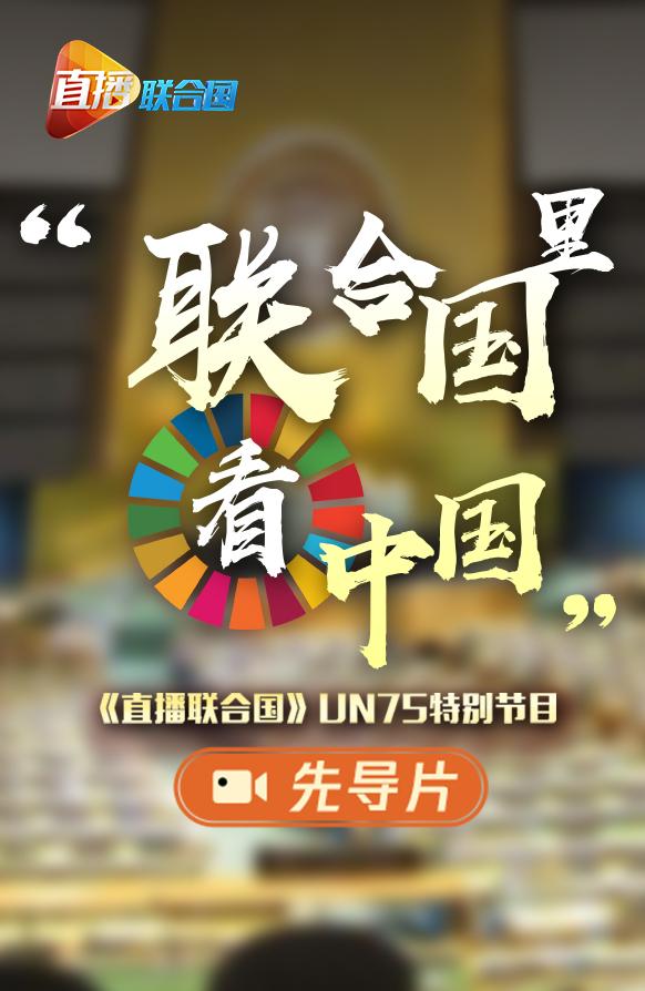 聯合國日,一起來看看他們眼中的中國