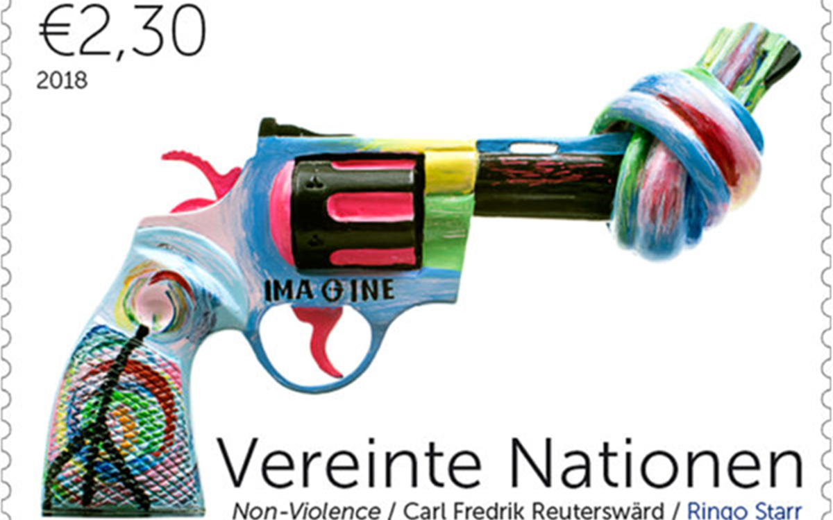 联合国发行的相关邮票