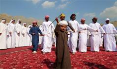 الحزام والطريق: المناظر الجميلة في الإمارات