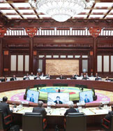 Full text: Joint communique of leaders roundtable of Belt and Road forum