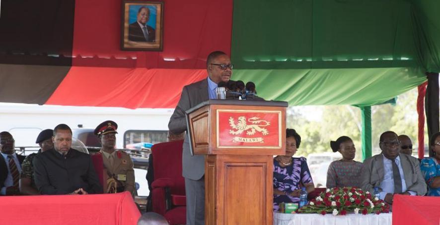 马拉维总统:中非纺织项目推动马拉维工业化进程